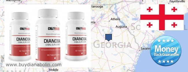 Къде да закупим Dianabol онлайн Georgia
