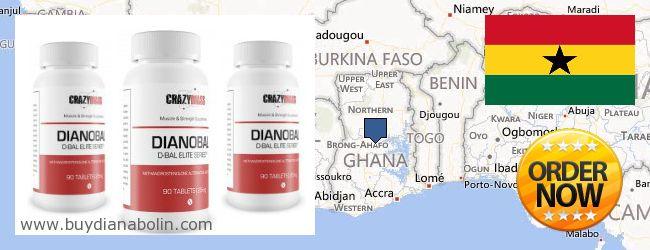 Къде да закупим Dianabol онлайн Ghana