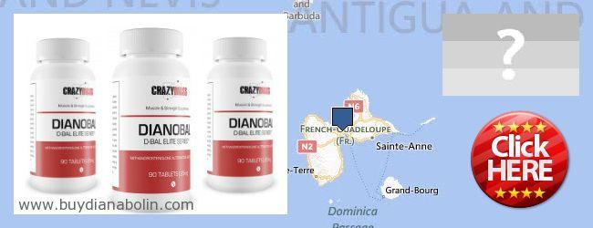 Къде да закупим Dianabol онлайн Guadeloupe