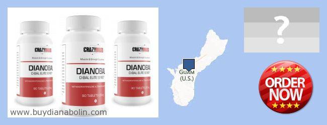 Къде да закупим Dianabol онлайн Guam