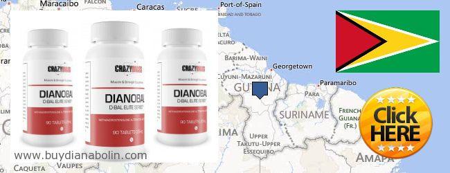 Къде да закупим Dianabol онлайн Guyana