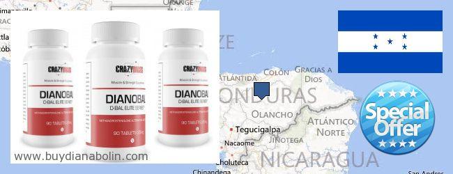 Къде да закупим Dianabol онлайн Honduras