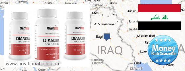 Къде да закупим Dianabol онлайн Iraq