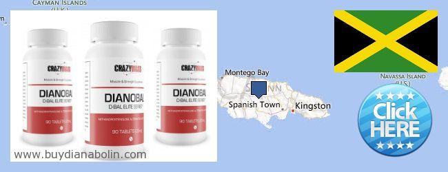 Къде да закупим Dianabol онлайн Jamaica
