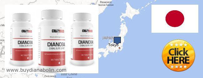 Къде да закупим Dianabol онлайн Japan
