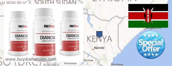 Къде да закупим Dianabol онлайн Kenya
