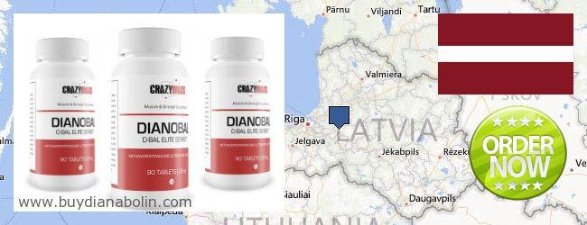 Къде да закупим Dianabol онлайн Latvia