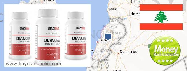Къде да закупим Dianabol онлайн Lebanon