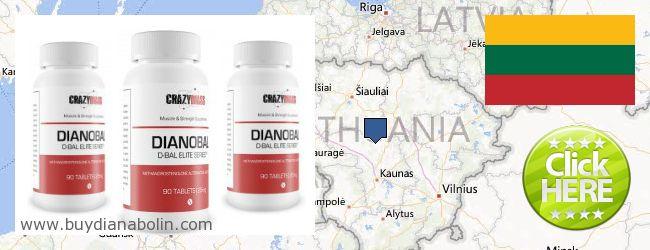 Къде да закупим Dianabol онлайн Lithuania