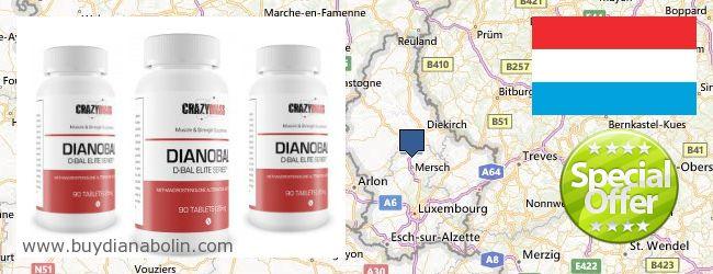 Къде да закупим Dianabol онлайн Luxembourg