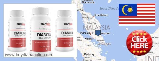 Къде да закупим Dianabol онлайн Malaysia