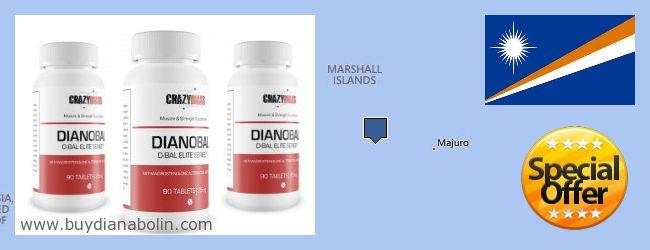 Къде да закупим Dianabol онлайн Marshall Islands