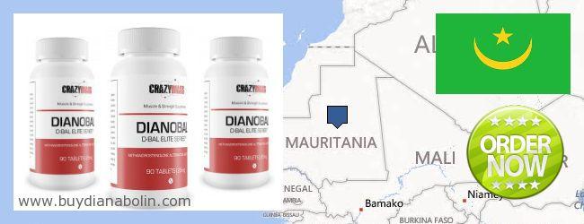 Къде да закупим Dianabol онлайн Mauritania