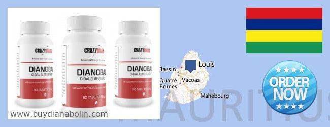Къде да закупим Dianabol онлайн Mauritius
