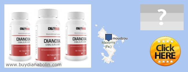 Къде да закупим Dianabol онлайн Mayotte
