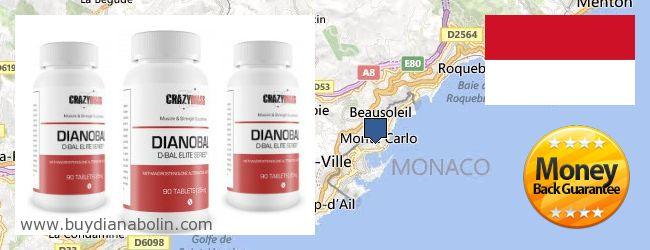 Къде да закупим Dianabol онлайн Monaco