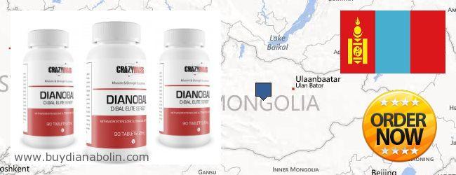 Къде да закупим Dianabol онлайн Mongolia