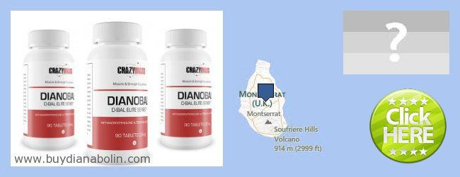 Къде да закупим Dianabol онлайн Montserrat