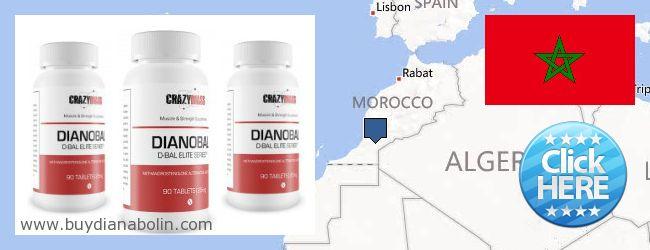 Къде да закупим Dianabol онлайн Morocco