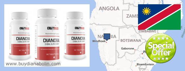 Къде да закупим Dianabol онлайн Namibia