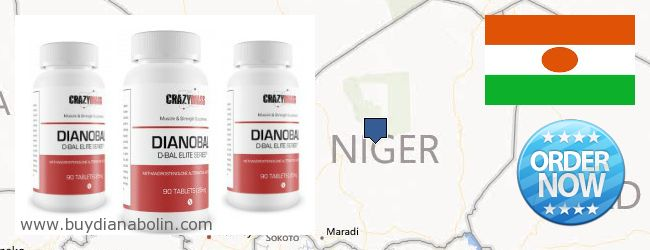 Къде да закупим Dianabol онлайн Niger