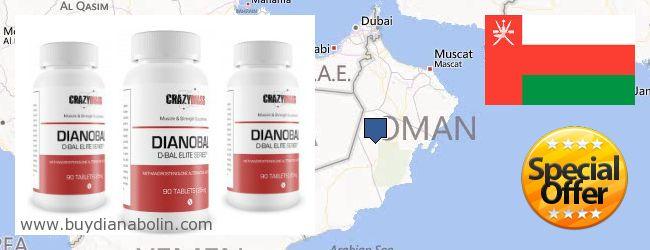 Къде да закупим Dianabol онлайн Oman