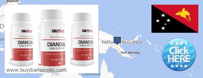 Къде да закупим Dianabol онлайн Papua New Guinea