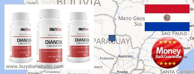 Къде да закупим Dianabol онлайн Paraguay