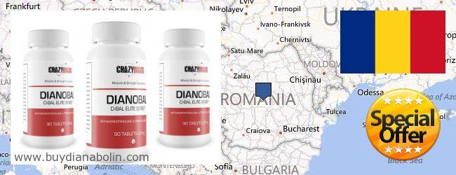 Къде да закупим Dianabol онлайн Romania