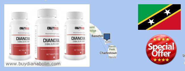 Къде да закупим Dianabol онлайн Saint Kitts And Nevis
