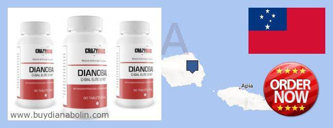 Къде да закупим Dianabol онлайн Samoa