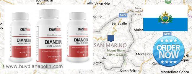 Къде да закупим Dianabol онлайн San Marino