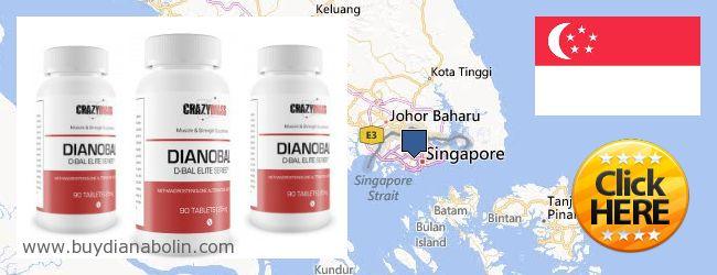 Къде да закупим Dianabol онлайн Singapore
