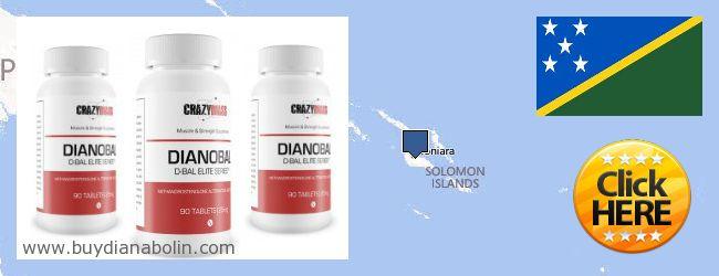 Къде да закупим Dianabol онлайн Solomon Islands