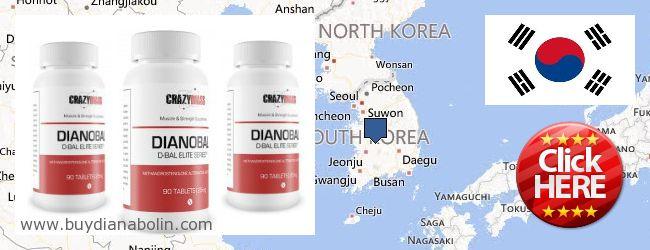 Къде да закупим Dianabol онлайн South Korea