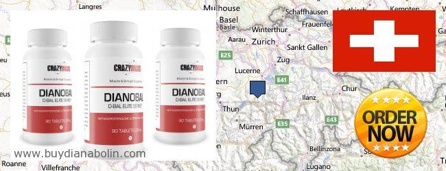 Къде да закупим Dianabol онлайн Switzerland