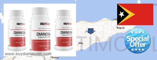 Къде да закупим Dianabol онлайн Timor Leste