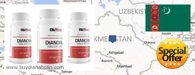 Къде да закупим Dianabol онлайн Turkmenistan