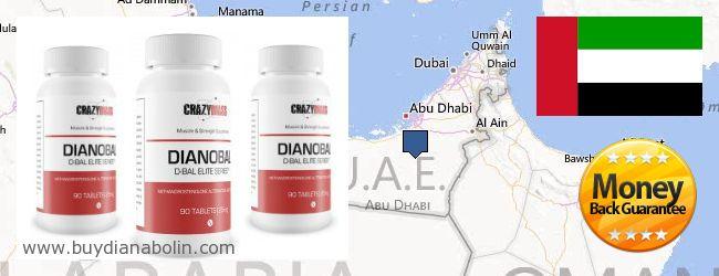 Къде да закупим Dianabol онлайн United Arab Emirates