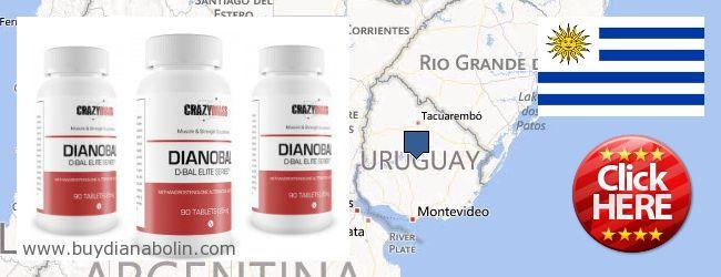 Къде да закупим Dianabol онлайн Uruguay