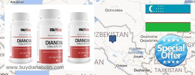 Къде да закупим Dianabol онлайн Uzbekistan