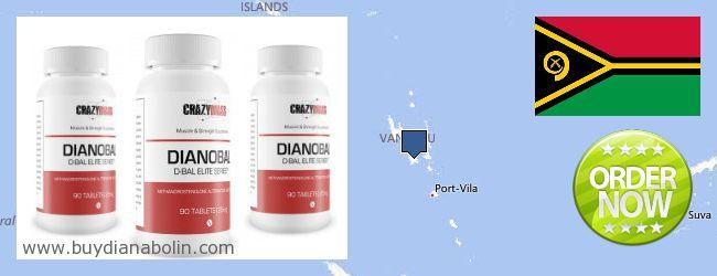 Къде да закупим Dianabol онлайн Vanuatu