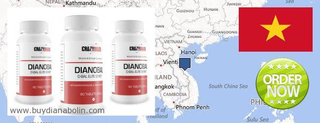 Къде да закупим Dianabol онлайн Vietnam