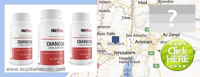 Къде да закупим Dianabol онлайн West Bank