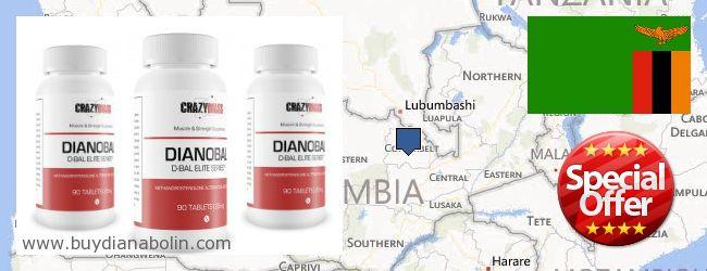 Къде да закупим Dianabol онлайн Zambia