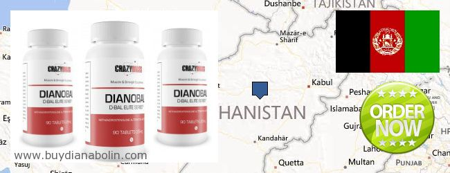 Dove acquistare Dianabol in linea Afghanistan