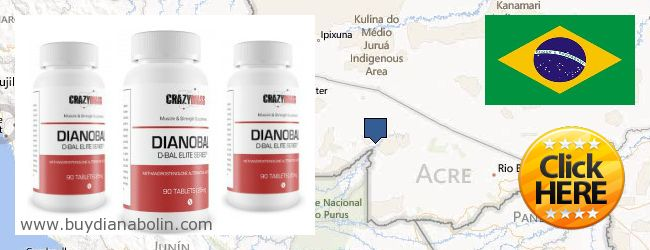 Where to Buy Dianabol online Acre, Brazil