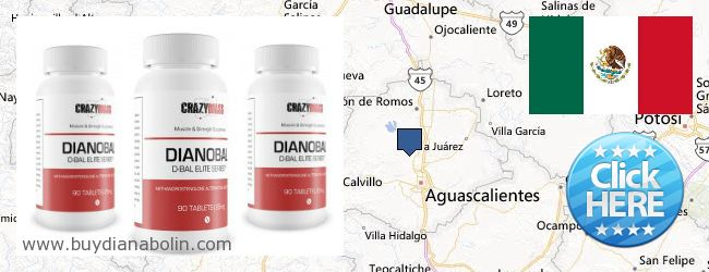 Where to Buy Dianabol online Aguascalientes, Mexico