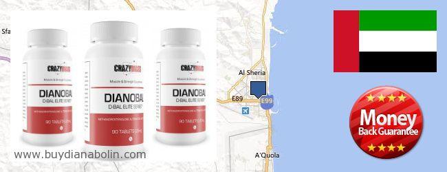 Where to Buy Dianabol online Al-Fujayrah [Fujairah], United Arab Emirates