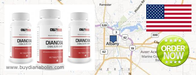 Where to Buy Dianabol online Albany GA, United States